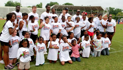 MJ93 Fund Announces 4th Annual Michael Johnson Youth Football & Cheer Camp