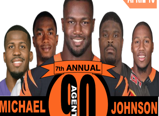 7th Annual 2016 Michael Johnson Football & Cheer Camp