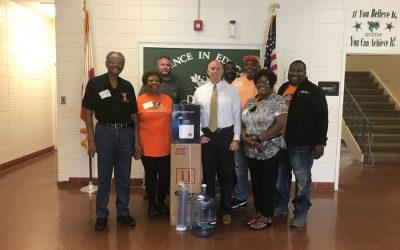 MJ 93-90 Clean Water in Selma Schools Program