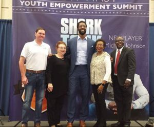 MJ 93-90 Foundation Shark Tank Panel at Wallace Community College in Selma-Selma Chamber