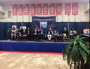 MJ 93-90 Foundation Social Justice Panel at Wallace Community College in Selma