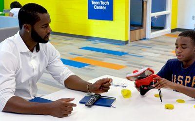 Best Buy & Michael Johnson partner to bring Teen Tech Center to Selma