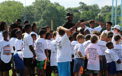 ***CANCELLED*** Michael Johnson Youth Football Camp 2020 – Saturday April 18, 2020
